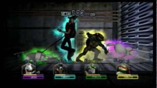 Teenage Mutant Ninja Turtles Smash-Up -- 27 April 2010, Wi-Fi Matchmaking #01