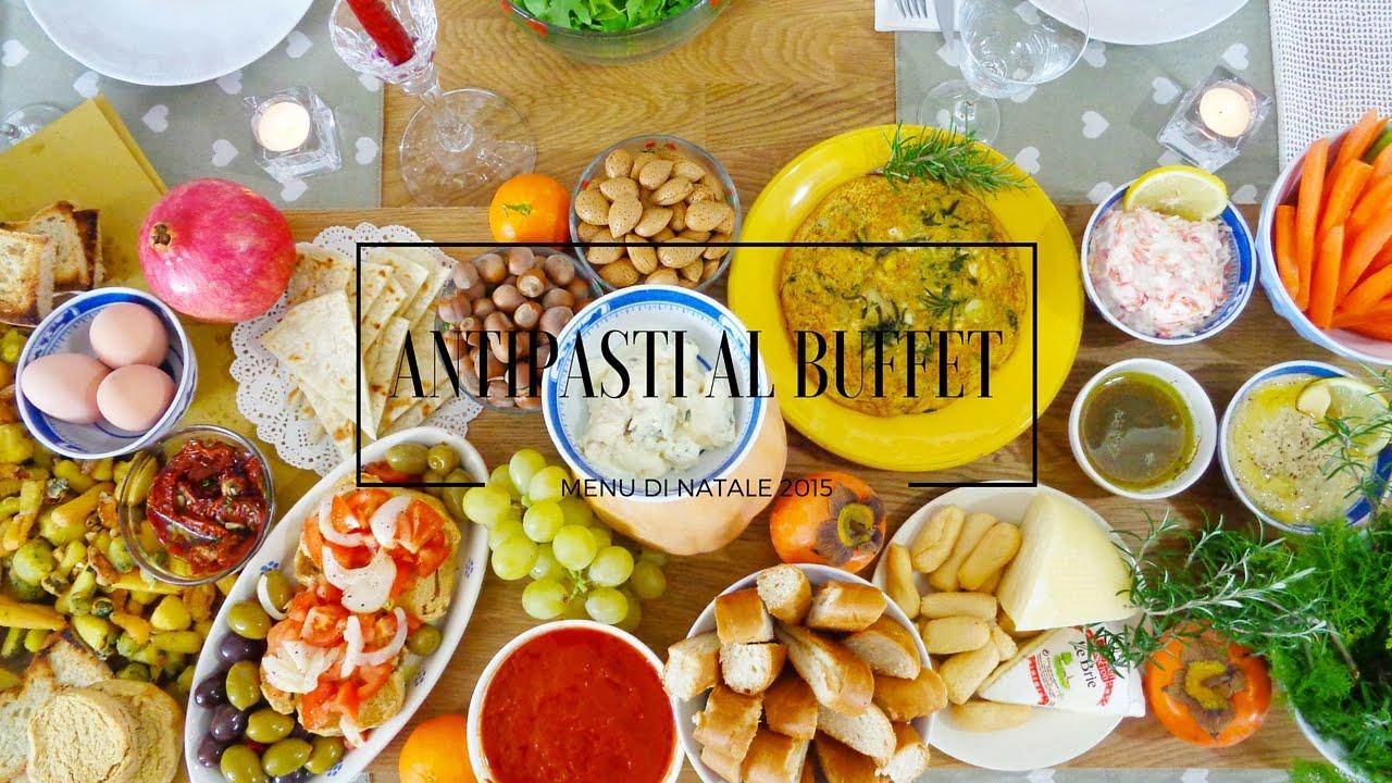 Antipasti Di Natale Vegetariano.Antipasti Al Buffet Idee Per Il Menu Di Natale 2015 Vegetariano Ricette Facili
