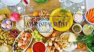 Antipasti Per Buffet Di Natale.Antipasti Al Buffet Idee Per Il Menu Di Natale 2015 Vegetariano Ricette Facili Youtube