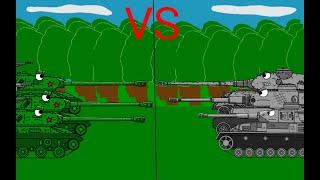 Битва мультики про танки 12 серия 2 сезон
