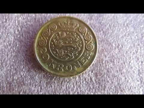 20 Kroner  Dinamarca 1998
