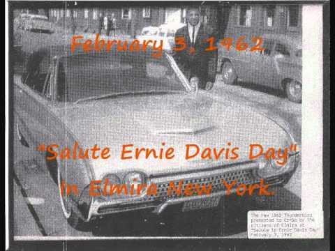 Ernie Davis. Spread the Word