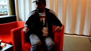 Peter Stormare - Intervju inför Jägarna 2