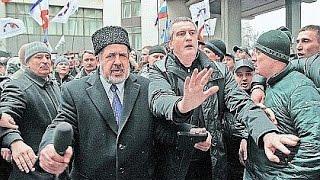 """Так чей же Крым? Аксёнов ДО """"Вежливых Людей"""""""