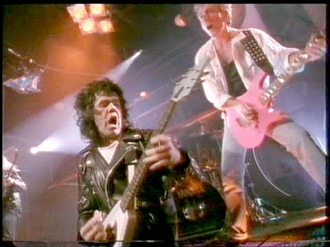 GARY MOORE - Ready For Love (1989)