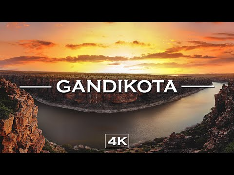 Amazing Gandikota | (4K Drone view) | Andhra Pradesh Tourism | Soul & Fuel