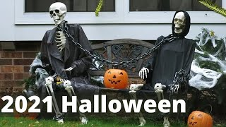 Awesome Spooky Halloween Decor Decorations In 2020