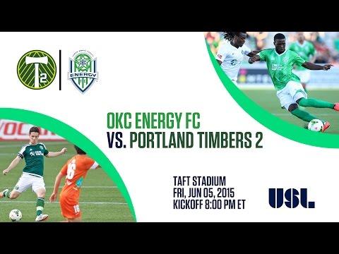 Energy FC vs. Portland Timbers 2 (Backup Stream)