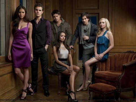 Дневники вампира (The Vampire Diaries) 10 фактов
