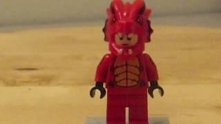 How to make Lego Fortnite Skins! | Reaper, Dark Voyager, etc