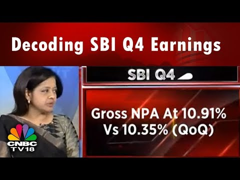 Breaking News | SBI Net Loss Doubles to Rs 7,718 Cr Due to Bad Loans | #Q4withCNBCTV18