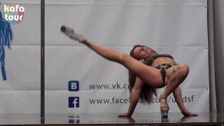 Ukrainian exotic pole dancer - competition 2014 - NEW