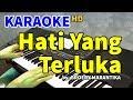 HATI YANG TERLUKA - Broery Marantika | KARAOKE HD