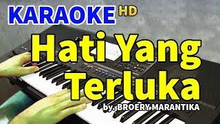 Download Mp3 Hati Yang Terluka - Broery Marantika | Karaoke Hd