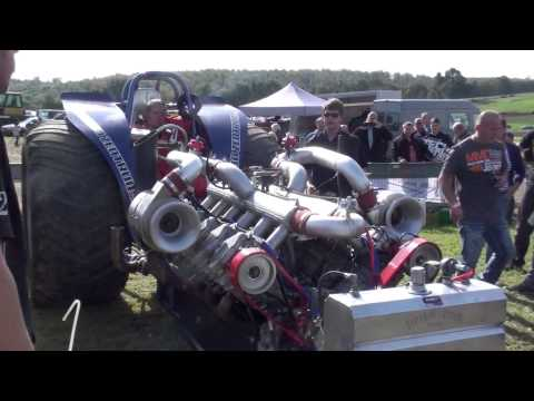 The Outlaw Continental V12 Pulling City Schlechtenwege 2014
