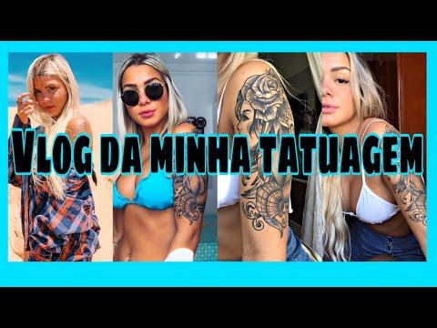 Vlog da Minha tatuagem