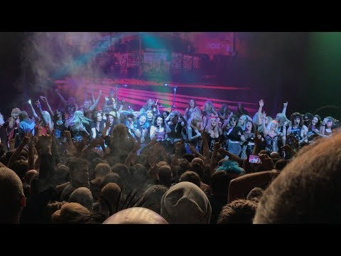 Steel Panther at Hammersmith Apollo 26/01/2018