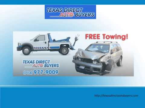 Sell my car in houston tx