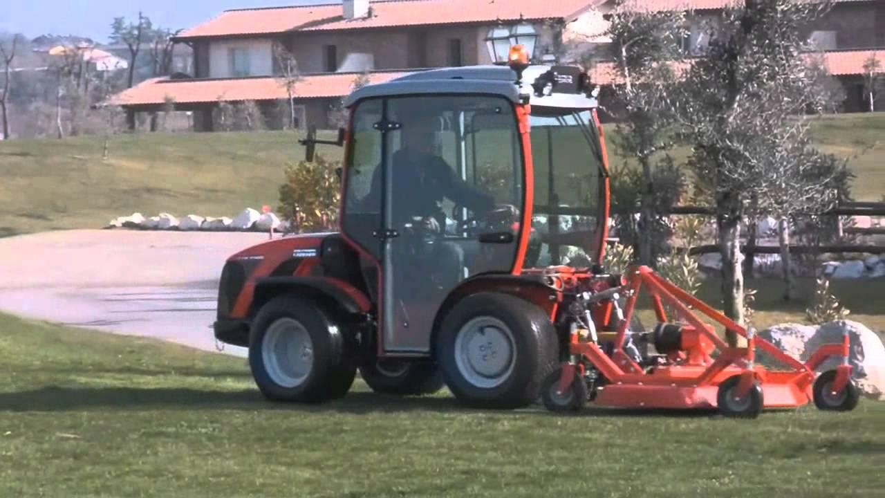 TTR 4400 HST II Antonio Carraro_golf maintenance - Свежий