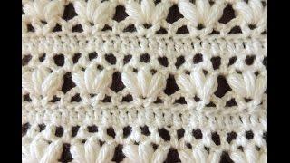 Crochet: Punto Combinado # 14 thumbnail