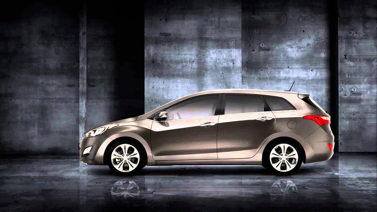 hyundai i30 cw 2015 model new auto youtube. Black Bedroom Furniture Sets. Home Design Ideas