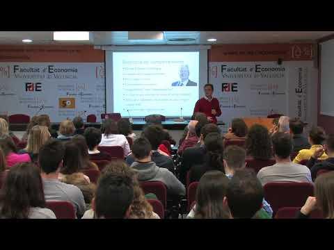 Conferencia Antonio Cabrales, University College London