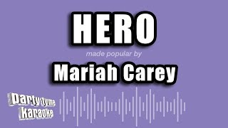 Karaoke sing-along version of 'hero'made popular by mariah carey, produced party tyme karaoke.do you want to view more videos?click her...