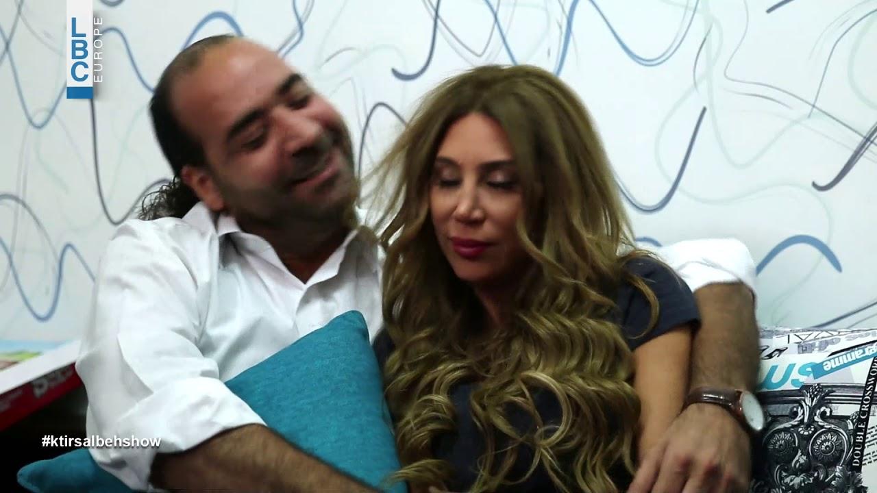 Ktir Salbeh Show   Season 7   Episode 6   كان في رجال بحياتك؟