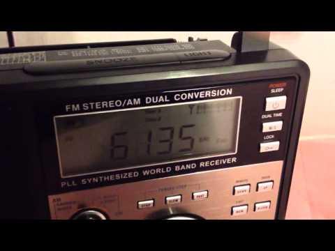 Radio Yemen 6135 kHz