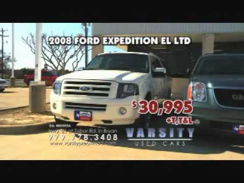 Varsity Ford Lincoln Mercury Pre Owned Dealership Youtube