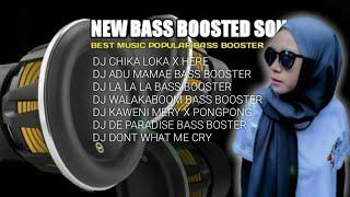 DJ SUBWOOFER BASS TEST 2021 - CHIKA LOKA X HERE BASS BOOSTER
