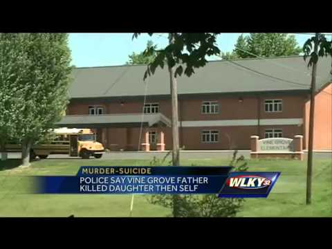 Police: Vine Grove father killed daughter, then self