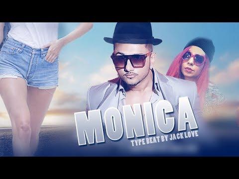 [ Beat ] Monica  - Yo Yo Honey Singh | Jasmin sandlas | Type Beat