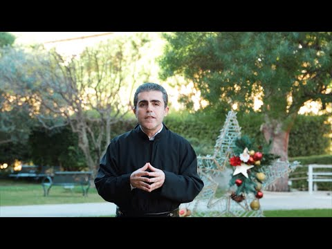 Christmas Address 2020 by Fr. Talal Hachem, USEK President