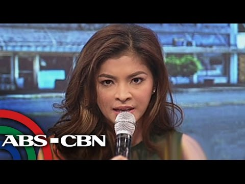 Angel spoofs Nora, Vilma on 'Showtime'