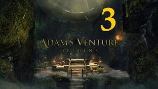 Adam's Venture Origins Walkthrough Part 3 [1080p HD] No Commentary