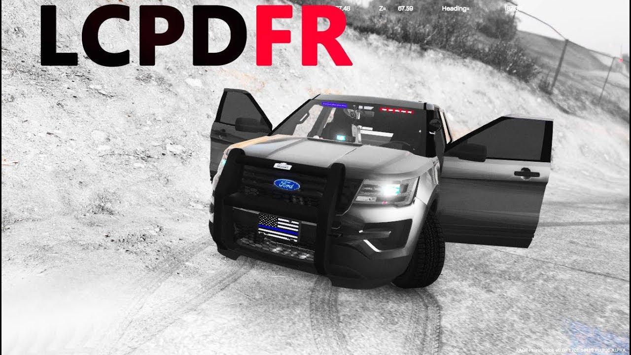 Gta 5 Lspdfr 2016 Unmarked Fpiu Highway Patrol