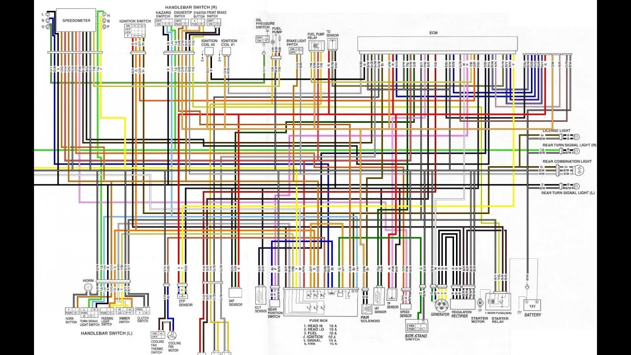 1993 ford l8000 wiring diagram [ 1280 x 720 Pixel ]