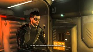 Deus Ex Human Revolution Director's Cut Pt 1 Milwaukee Junction Factory Attack