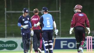 SKYCITY Northern Knights v Auckland Aces: exclusive highlights of T20