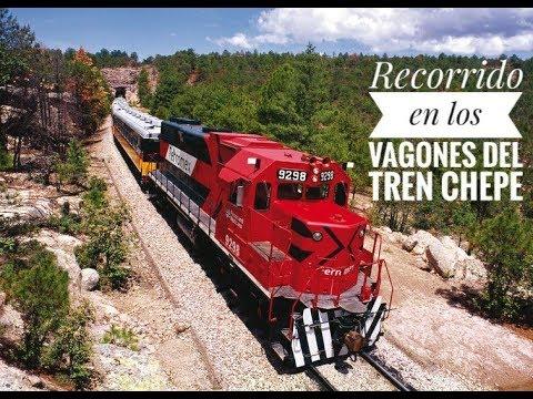 Viaje en el Tren Chepe