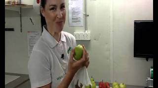 First Froots Market News - Magarey pears and AFL Tipping Competition