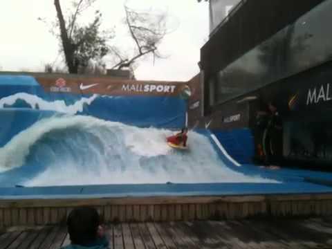 Bodyboard Mall Sport Santiago