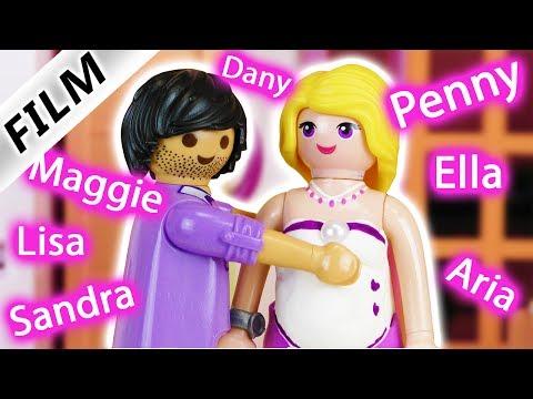 Playmobil Film Deutsch | Der perfekte VORNAME für Romi & Rauls Baby | Playmobils Next Topmodel