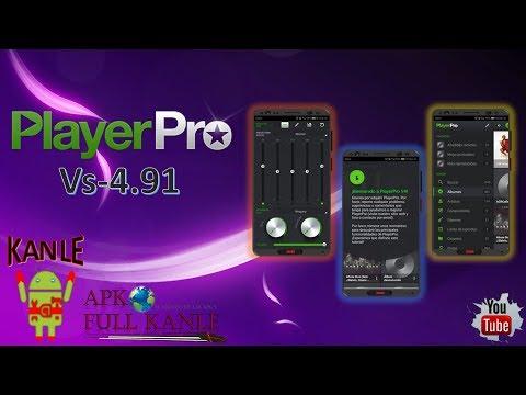 Descargar PlayerPro Music Player / Android 2018