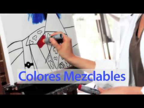Discover PlayColor ART Gouache solid Stick - by V&F Portelli and Sons LTD