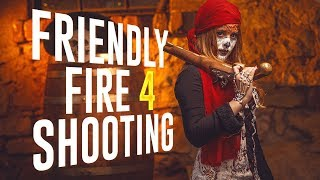🔥 FRIENDLY FIRE 4 🔥 Das Shooting: Behind the Scenes