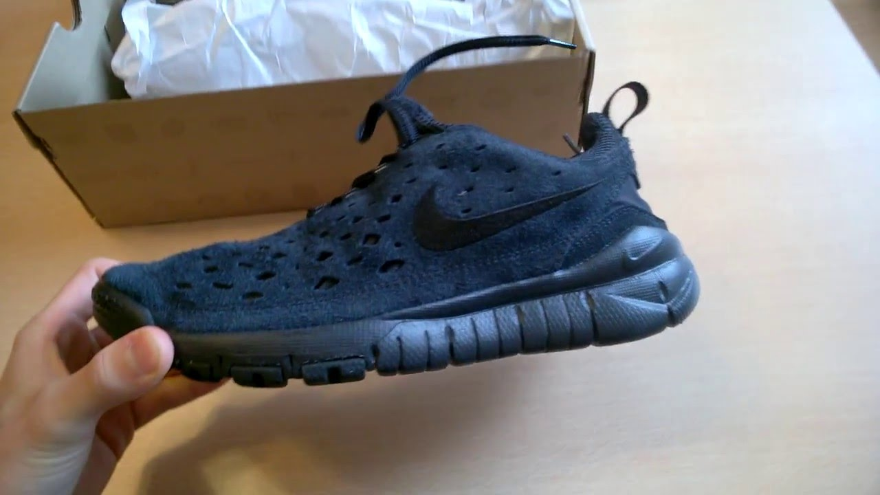 new styles ac960 652c7 Unboxing butów  shoes Nike Free Trial 537733-090
