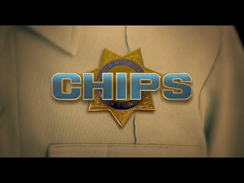 CHIPS Movie with CHiPs Theme