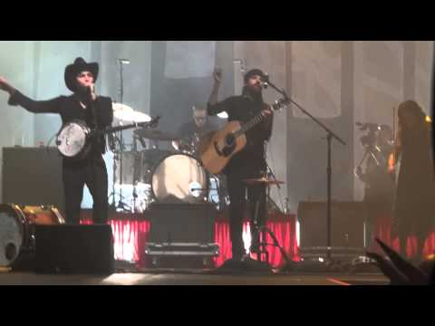 The Avett Brothers - Down With The Shine - Raleigh, NC - December 31, 2014 - NYE